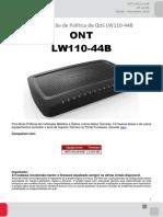 NT - Política de QoS LW110-44B