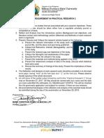 Activities for developmental studies
