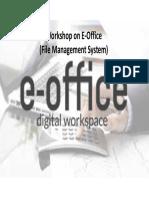 eoffice training