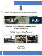 Report of Working Group on Urban Transport_Submitted to the Govt on July 4th, 2012.pdf