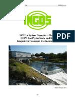 HEPP Las Perlas Norte - Visualisation System Operators Guide_SCADA
