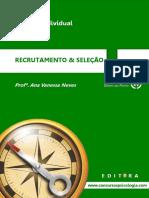 PDF - RECRUTAMENTO & SELEÇÃO