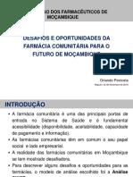 Desafios e oportunidades _ Farmacias Comunitarias AFARMO.ppt