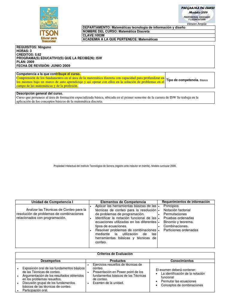 6203c7ca9 MATEMATICAS DISCRETAS