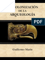 DESCOLONIZACION DE LA ARQUEOLOGIA
