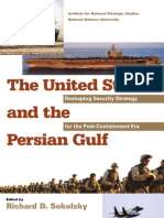 US and Persian Gulf -- Reshaping Security Strategy for the Post-Containment Era