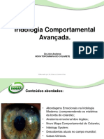 Slide Iridologia Comportamental do Colarete