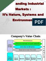 3 - Understanding Industrial Markets