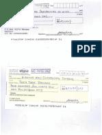 DELTA - Cheque