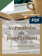 As parabolas de JesusYeshua no contexto de Israel-Pronto.pdf