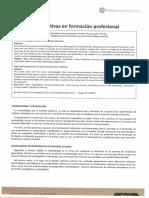 Metodologías activas en FP