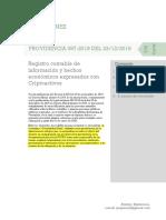R-2019-003 Providencia 097-2019 Contabilidad en Petros