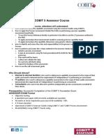 COBIT 5 Assessor Course.pdf