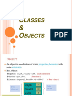 2. Classes and Objects.ppt