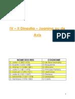 2ª, 3ª e 4ª dinastia (HGP)
