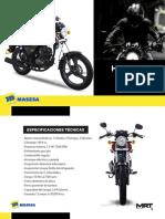 Catálogo de piezas moto MRT Handy 150