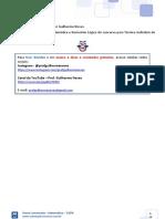CORREÇÃO DA PROVA DE MATEMÁTICA TJ-PR