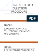 PLANNING YOUR DATA COLLECTION PROCEDURE [Autosaved].pptx