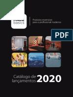Catálogo de Produtos MADE basics 2020