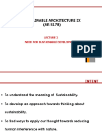 lecture 2 sustainability in architecture