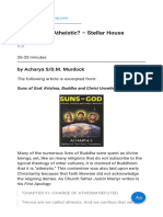 Is Buddhism Atheistic  – Stellar House Publishing