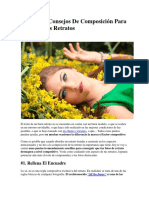 DZoom Javier Lucas - 7 Sencillos Consejos De Composición Para Mejorar Tus Retratos