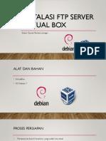 8-Instalasi FTP Server