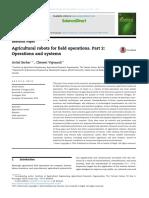 Robotica en Agricultura 2017
