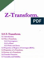 Z Transform.ppt