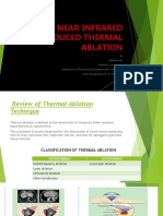 NEAR INFRARED INDUCED THERMAL ABLATION