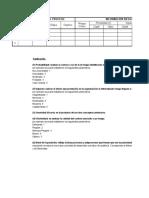 Apoyo Matriz de riesgo auditoria de gestion