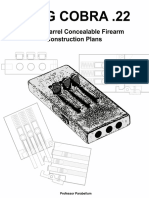 Practical Scrap Metal Small Arms Vol.18-King Cobra .22 Concealable Firearm