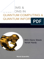 Willi-Hans Steeb, Yorick Hardy - Problems & Solutions in Quantum Computing & Quantum Information-World Scientific Publishing Company (2004).pdf