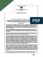 CONVALIDACION MAESTRIA MINISTERIO