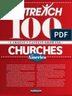 Iglesias de Mas Grande y Rapido Crecimiento 2010 en USA - LwcF_corp_news_LWR_Outreach100_2010