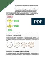 algoritmos patrones aritmeticos teoria de grupos razonamiento matematico