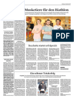 sport journal vom 05