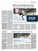 sport journal vom 16