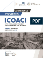 Conference Book of ICOACI 2019