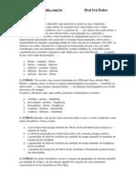 Lista de Física Moderna I