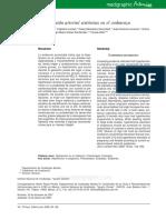 Hipertensión Arterial Sistemica en El Embarazo, Rosas Et Al. 2008
