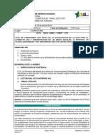 1DS-AC-0001 ACTA GUIA PARA CORECTO USO Y ADMINISTRACIÓN DE LAS REDES SOCIALES