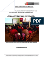 II Informe Trimestral Socioambiental.docx