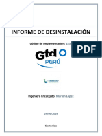 INFORME_DESINSTALACIÓN - 1836 - NEWCOM INTERNATIONAL - CHORRILLOS.docx