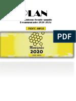 Programa de Trabajo FA-Desamparados 2020-2024