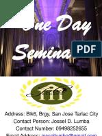One-Day-Seminar (1)