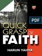 Quick Grasp of Faith 1