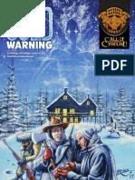 Call of Cthulhu - Cold Warning