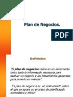 1. Presentación Plan de Negocio