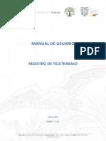 Instructivo SUT de Teletrabajo - copia